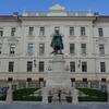 II. Lajos Statue