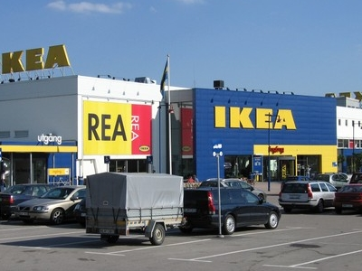 Ikea In Lmhult