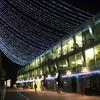 Illuminations Over Festival Terrace