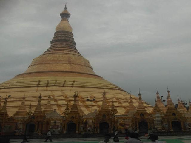 Trip To Kyaikhtiyo Pagoda & Mandalay Photos