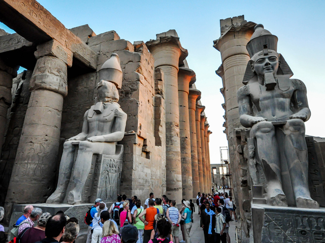 Luxor Over Day by a Private Vehicle from Hurghada Photos