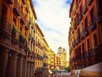 Madrid Through My Eyes