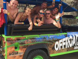 Aruba Offroad Jeep Adventure