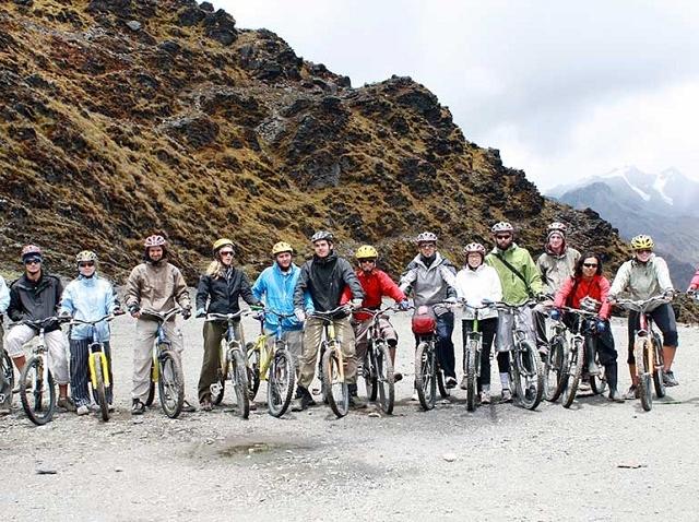 Inca Jungle Trek to Machu Picchu in 5 Days Photos