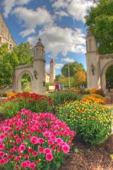 Indiana University Sample Gates Alahay