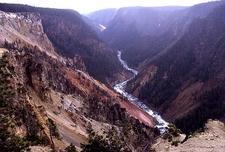 Inspiration Point - Yellowstone - USA