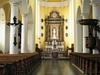 Interior Of The Church Of St Sebastian