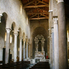 Interior Of San Sisto Church