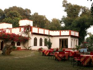Mela Kothi at The Chambal Safari Lodge