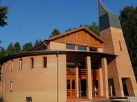 Isteni Irgalmasság Temploma