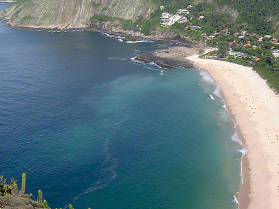 Itacoatiara Beach