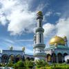Jame Asr Hassanil Bolkiah Mosque - View