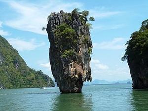 Thailand Honeymoon Tour Photos
