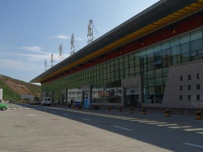 Jiuzhaihuanglong  Airport  Terminal