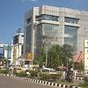 Jl.Lambung Mangkurat Street In Banjarmasin City