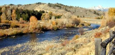 John D. Rockefeller - Jr. Memorial Parkway - Yellowstone - USA