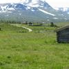 Trollheimen Mountain Range In Rennebu