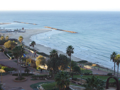 Early Morning Netanya