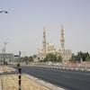Jumeirah Masjid From Across The Road - Dubai