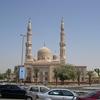 Jumeirah Mosque From Car Parking Area