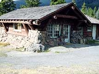 Junior Ranger - Madison Information Station