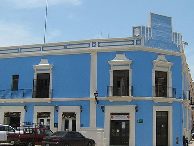 Justo Sierra Mendez Was Born In This House