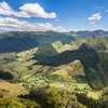 Kahurangi National Park From Hawkes Lookout NZ