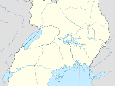Kasese Is Located In Uganda