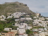 View Of The Castle Of Leros