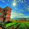 O vale de Kathmandu