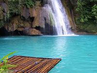 Falls area