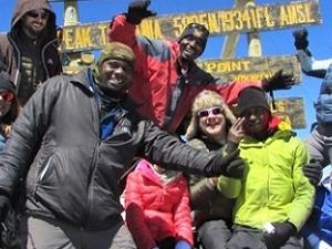 Mt Kilimanjaro - Machame Tour Photos