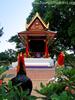 King Naresuan The Great Shrine - Prachin Buri