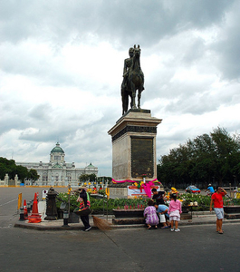 King Rama V Monument