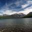 Kintla Lake View - Glacier - Montana - USA