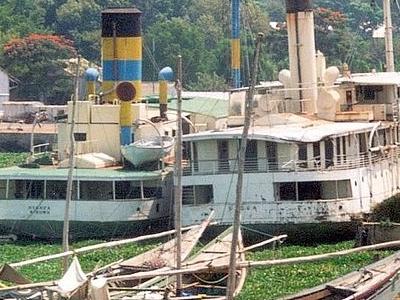 Kisumu Harbor