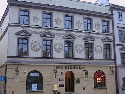 Klonowica-Tenement-Poland