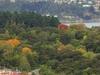 The Knox Facade And Botanic Gardens