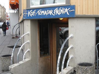 Kofi Tomasar Fraenda Reykjavik