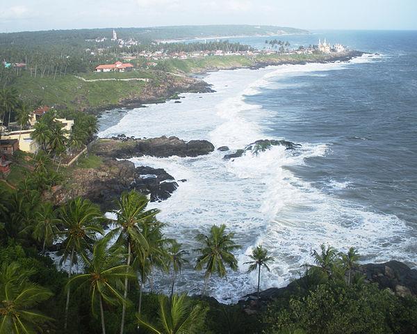 Beaches of Kerala Photos