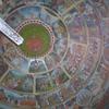 Krishna Lila On The Dome