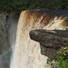Kaieteur Falls On The Potaro River