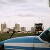View Of Atlantic City Skyline From Bader Field