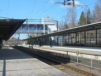 Kannelmäki Railway Station