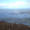 The Lakes From Nearby Torc Mountain