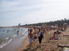 La Barceloneta Beach View