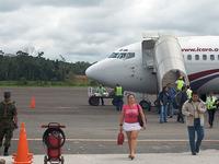 Lago Agrio Airport