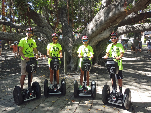 Segway Discovery Deluxe Photos