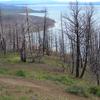 Lake Butte - Yellowstone - USA