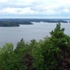 Lake Roine Seen From Vehoniemi Ridge